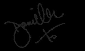 Danielle LaPorte Signature